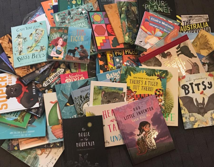 The 2020 Environment Award for Children's Literature Shortlist